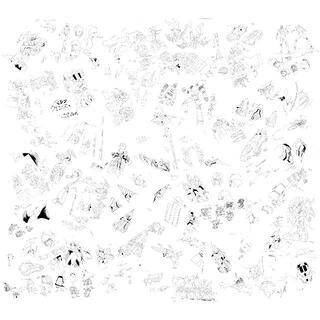 マシンロボ クロノスの大逆襲 設定資料 制作資料 【83枚】(その他)