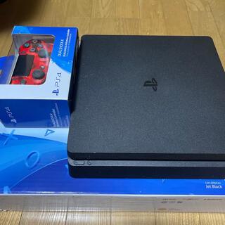 PlayStation4 - ps4 本体 dualshock4 レッドカモフラージュセット