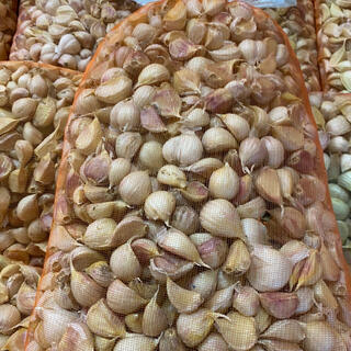 ばらニンニク10kg サイズSメイン(野菜)