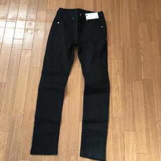 GU - GU購入 タグつき ブラック スキニー  パンツ