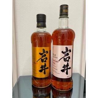 サントリー - 岩井トラディション シェリーカスクフィニッシュ ワインカスクフィニッシュ 2本