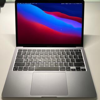 Apple - MacBook Air M1 8GB 256GB SSD US配列