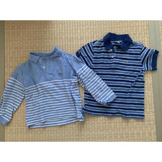 ラコステ(LACOSTE)のラコステ LACOSTE ポロシャツ ベビーボーイ半袖 長袖 2枚(ポロシャツ)
