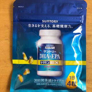 サントリーDHA&EPA セサミンEX 30日分