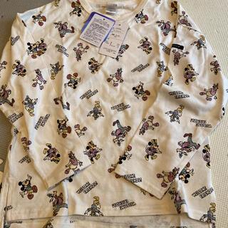 フタフタ(futafuta)のフタフタ ディズニー ロングTシャツ(Tシャツ/カットソー)