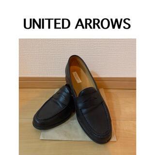 ビューティアンドユースユナイテッドアローズ(BEAUTY&YOUTH UNITED ARROWS)のユナイテッドアローズ ローファー(ドレス/ビジネス)