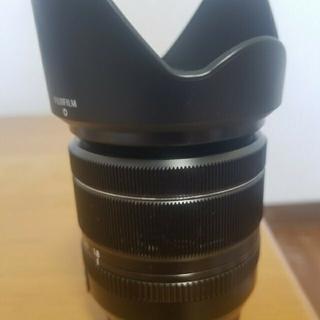 Fujifilm Xf18-55mm f2.8-4