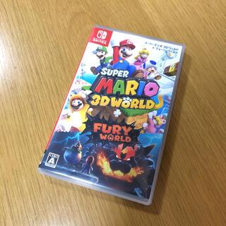 スーパーマリオ 3Dワールド + フューリーワールド ニンテンドースイッチ