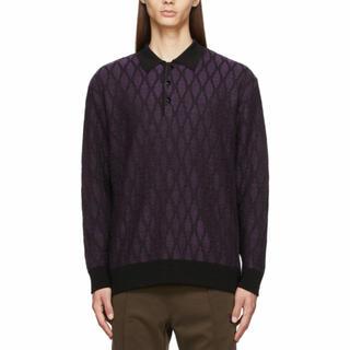 Needles - NEEDLES  Polo Sweater