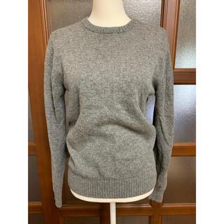 ムジルシリョウヒン(MUJI (無印良品))の無印良品 ウールセーター(ニット/セーター)