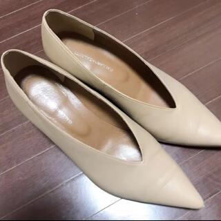 GALLARDA GALANTE - 【美品】ガリャルダガランテ  ベージュ パンプス
