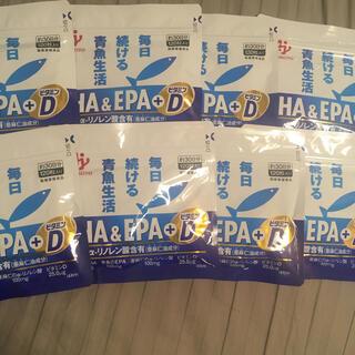 味の素  DHA&EPA +ビタミンD 8袋セット