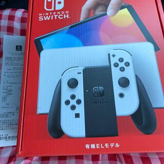 Nintendo Switch - NintendoSwitch有機ELモデルホワイト新品未開封