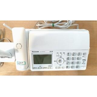 Panasonic - Panasonic FAX 電話機 子機1台付き