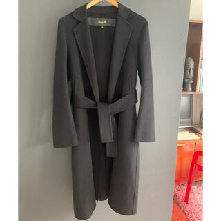 Drawer - drawer ドゥロワー  コート ブラック 黒