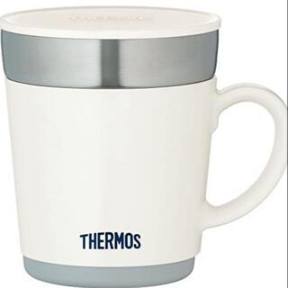 THERMOS - ホワイト サーモス マグカップ 新品 350ml