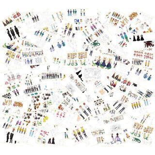 小林さんちのメイドラゴン 設定資料 制作資料 【117枚】(その他)
