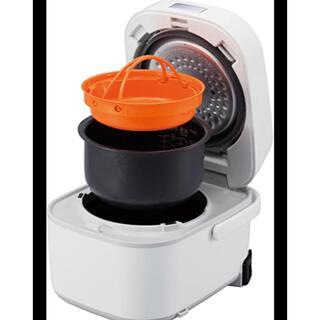 TIGER - 【新品未使用】タイガー魔法瓶 炊飯器 JBU-A551(W)