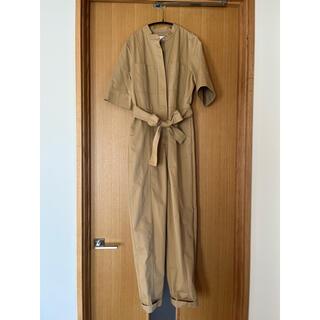コス(COS)のcos チノジャンプスーツ size38(オールインワン)