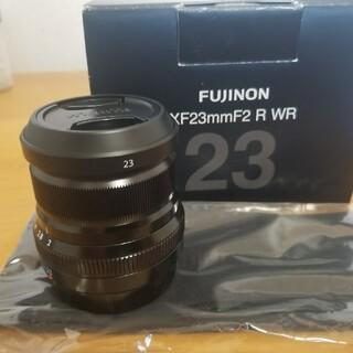 FUJIFILM フジノン XF23mm F2 R WR