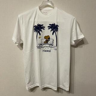 Hawaii スヌーピー Tシャツ Mサイズ
