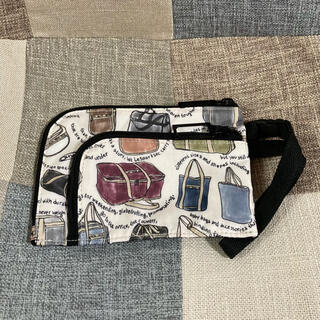 LeSportsac - 新品 45周年 CURVED COIN POUCH コインケース ミニポーチ
