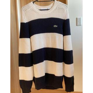 ラコステ(LACOSTE)のラコステのセーター(ニット/セーター)