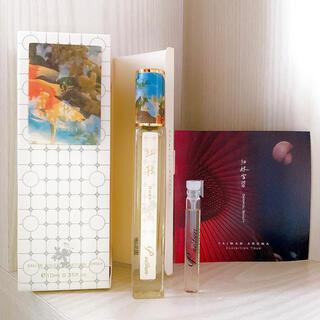 P.SEVEN 紅桂 Ruby & 東方美人 台湾茶香水