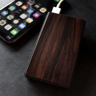 hacoa モバイルバッテリー +LUMBER