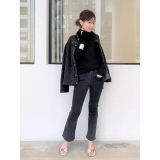 L'Appartement DEUXIEME CLASSE - ☆アパルトモン購入☆STAMMBAUM/ブラックデニムジャケット