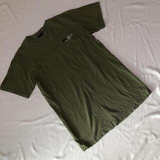 STUSSY - stussy ポケット ロゴ刺繍 Tシャツ メンズS