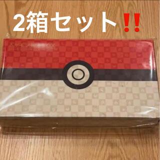 2個セット!ポケモン切手BOX~ポケモンカードゲーム 見返り美人・月に雁セット