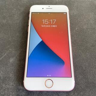 Apple - 中古 iPhone6s ローズゴールド 16GB SIMフリー