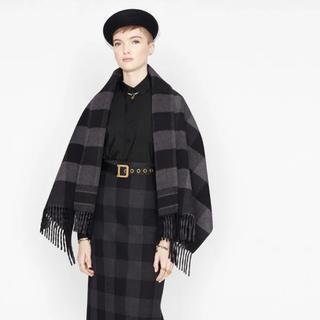 Christian Dior - ディオール2020FWスカーフ ジャケット XS
