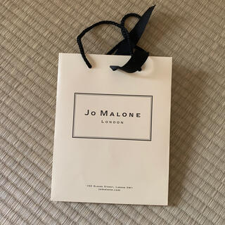 JOMALONE ジョーマローン ショッパー ショップ袋 紙袋