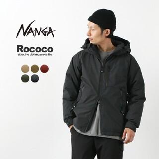 ナンガ(NANGA)のナンガ オーロラダウン タキビ ROCOCO別注モデル TAKIBI NANGA(ダウンジャケット)