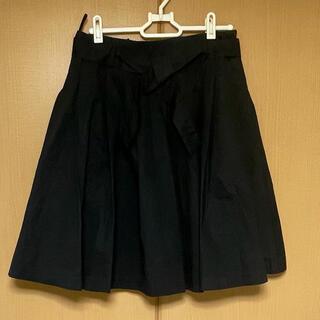 アーヴェヴェ(a.v.v)のa.v.v standard アー ヴェヴェ 膝丈 40 フレアスカート(ひざ丈スカート)