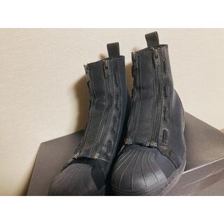 Y-3 - y-3 pro zip 26.5cm black 17ss