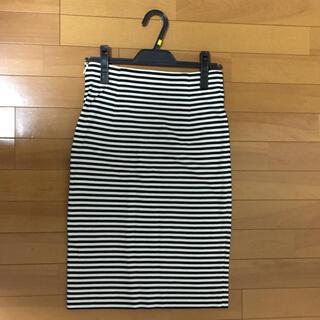 ボッシュ(BOSCH)の新品 BOSCH スカート ストライプ サイズ 36 (ひざ丈スカート)