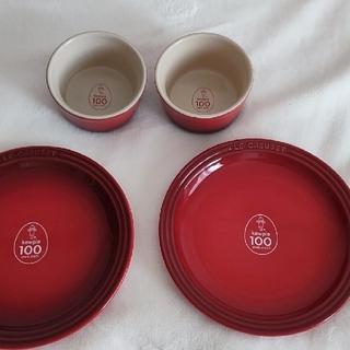 キユーピー(キユーピー)のキユーピーお皿 ル・クルーゼ(食器)