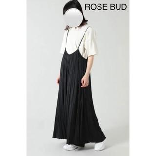 ROSE BUD - ROSE BUD サロペット