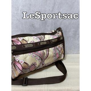 LeSportsac - 【美品】レスポートサック  ショルダーバック 肩掛け