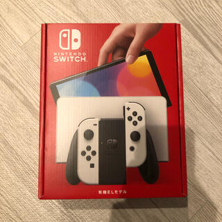 Nintendo Switch - 【美品】有機EL Nintendo Switch 本体 ホワイト