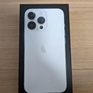 iPhone - 【新品・未使用】iPhone 13 pro 128gb シルバー