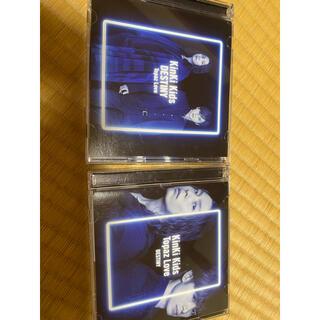 キンキキッズ(KinKi Kids)のTopaz Love CD KinKi Kids(男性タレント)