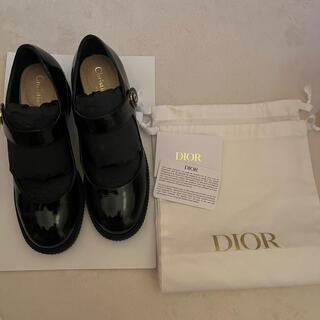 Christian Dior - Christian Dior ディオールD-Doll パンプス 靴 35 ハーフ