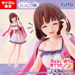 TAITO - 冴えない彼女の育てかた Coreful フィギュア 加藤恵 ルームウェア