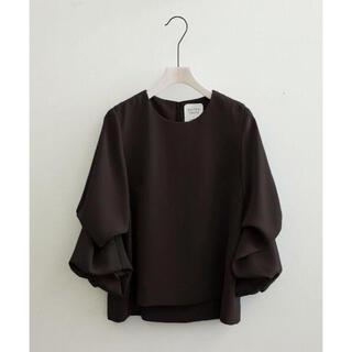 united tokyo マルチスリーブブラウス ブラック サイズ1