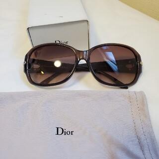 クリスチャンディオール(Christian Dior)の【美品】Christian Dior サングラス(サングラス/メガネ)