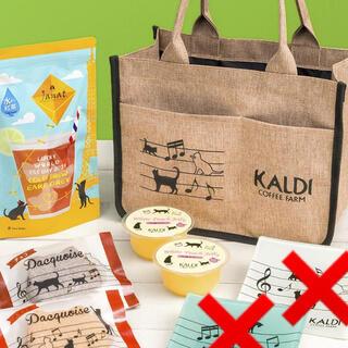 KALDI - KALDI ねこバック